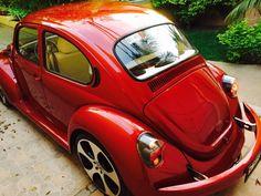 Sedan Vocho 1983 Vw Super Beetle, Vw Bugs, Vw Camper, Mustang Gt500, Shelby Mustang, Top Cars, Performance Cars, Vw Beetles, Custom Cars