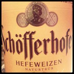 Schöfferhofer [German Beer]