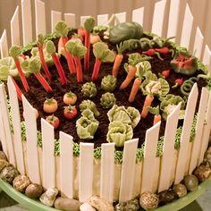 Spring Garden Cake Recipe | Martha Stewart