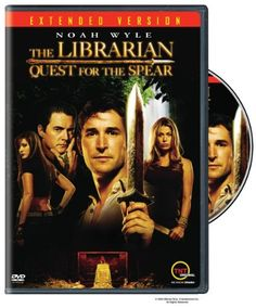 The Librarian - Quest for the Spear DVD ~ Noah Wyle, http://www.amazon.com/dp/B0009NSCRQ/ref=cm_sw_r_pi_dp_iXTUtb14TDY2S