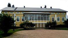 Sanssinkartano. Mansion von Schantz. Kauhajoki, Etelä-Pohjanmaa. South Ostrobothnia province of Western Finland. - Etelä-Pohjanmaa,