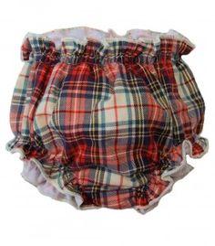 Cubrepañal escocés