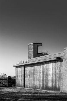// Cabanon Le Due Terre by Alessandro Verona. Photo: Massimo Crivellari
