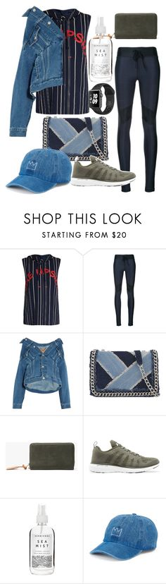 """""""29.06.17"""" by valeriapc ❤ liked on Polyvore featuring The Upside, Balenciaga, ALDO, Athletic Propulsion Labs, Herbivore and SO"""