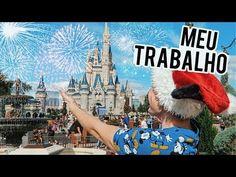 O que faço e como é meu trabalho na Disney? #TrabalhandoNaDisney Ep. 6
