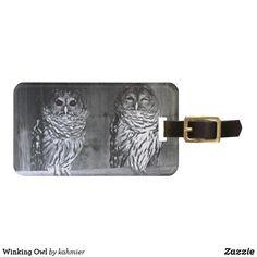 Winking Owl Luggage