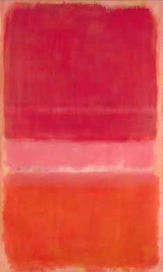 Mark Rothko born 25 September 1903 in Russia and died 25 February 1970…