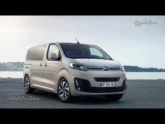 CITROËN SPACETOURER BUSINESS LOUNGE - YouTube Citroen Ds, Peugeot, Vans, Cube, Lounge, Van, Autos, Automobile, Suitcase