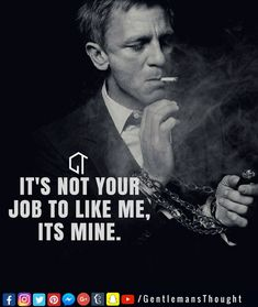 IT'S NOT YOUR JOB TO LIKE ME, ITS MINE.  #gentlemansthought #men #lifequote   #Inspirational #inspiredaily #inspired #hardworkpaysoff #hardwork #motivation #determination #businessman #businesswoman #business #entrepreneur #entrepreneurlife #entrepreneurlifestyle #businessquotes #success #successquotes #quoteoftheday #quotes #Startuplife #millionairelifestyle #millionaire #money #billionare #hustle #hustlehard #Inspiration #Inspirationalquote