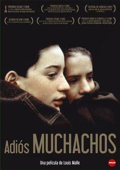 Adiós muchachos (1987) Francia. Dir: Louis Malle. Drama. Infancia. Relixión. Biográfico. II Guerra Mundial - DVD CINE 1256