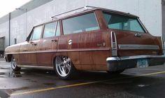 Chevrolet Nova Wagon   Duramax