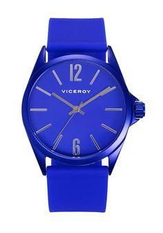 #Reloj #Viceroy para mujer en #azul electrico:)