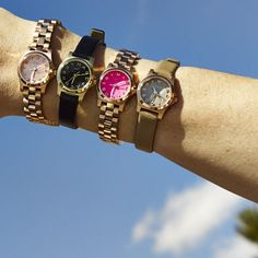 Marc by Marc Jacobs Dinky Watches