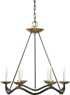 Hanging Lighting - Choros-chandelier - Visual Comfort