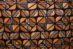 bogolan, mud cloth, Africa