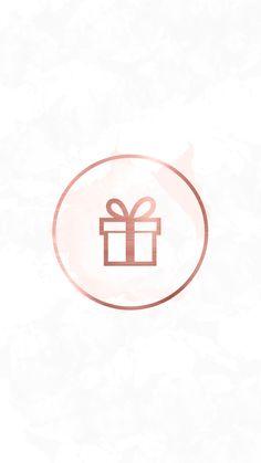 Instagram Symbols, Instagram Logo, Instagram Story, Chanel Wallpapers, Gift Logo, Instagram Background, Pink Highlights, Pink Wallpaper Iphone, App Logo