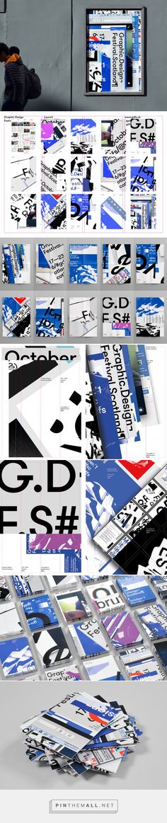 - a grouped images picture GDFS 16 — Freytag Anderson. - a grouped images picture - Pin Them All Graphic Design Print, Typo Design, Graphic Design Typography, Graphic Design Illustration, Graphic Design Inspiration, Branding Design, Book Design Layout, Print Layout, Magazin Design