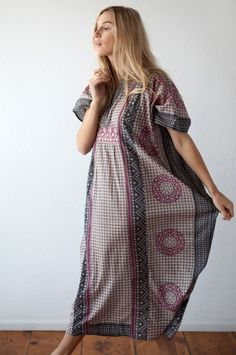 Emerson Fry for Mavenhaus Collective Caftan in Rhodolite **HURRY before it's too late...* #mavenhauscollective #slowfashion