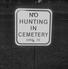 Not even zombies???
