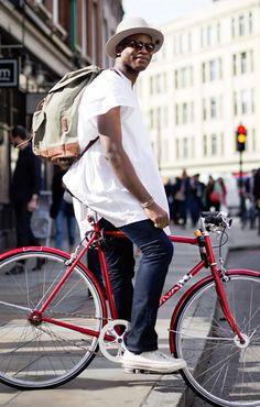 http://chicerman.com  billy-george:  Casual styling like a boss!  #streetstyleformen