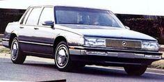 1987 Buick Electra Limited Sedan