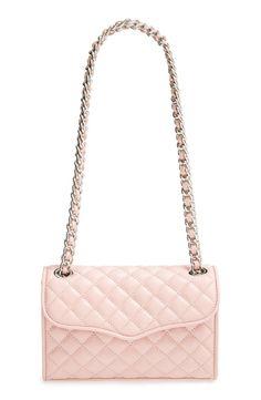 Rebecca Minkoff 'Quilted Mini Affair' Convertible Crossbody Bag | Nordstrom