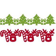 Bordes navideños