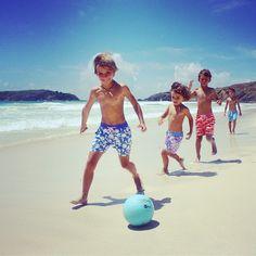 """#beachfootball in #pinkhousemustique #beachwear #fundaymonday"" Photo taken by @pinkhousemustique on Instagram, pinned via the InstaPin iOS App! http://www.instapinapp.com (09/29/2014)"