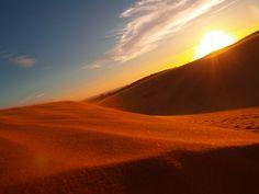 Vietnam dunes...