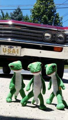 Homies with their El Camino!!