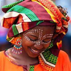 The beauty of color - Mozambique!  - Pemba, Cabo Delgado