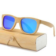 24dc53a801 Unisex Wood Framed Sunglasses 17 Styles/Colors to choose from. GafasGafas  De Sol De MaderaGafas ...
