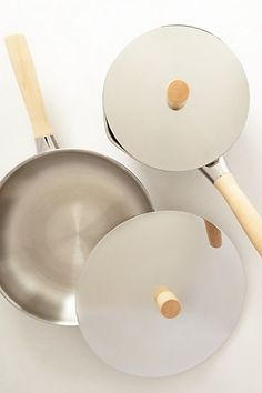 Alessi cookware. Japanese design.