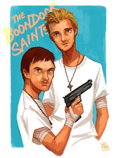 1000 images about connor murphy on pinterest the - Boondock saints cartoon ...