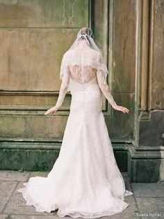 Sareh Nouri Bridal Fall 2014 Wedding Dresses — Central Park Lookbook Shoot | Wedding Inspirasi