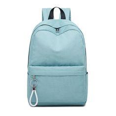 black Backpack Women Teenage Girls Schoolbag Big College Students High School  Bags High Quality Nylon back pack Female Bagpack. Cute Backpacks ... bb80050aaea5a
