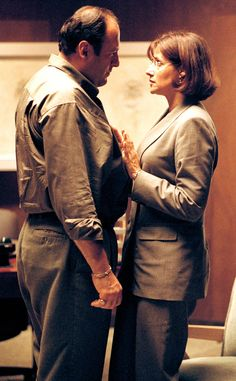 """The Sopranos"" from James Gandolfini: Tony Soprano's Best Lines | E! Online"
