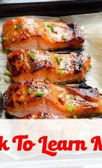 Baked Thai Salmon Recipe -- 3 ingredient & 15 minute out of this world healthy dinner! #glutenfree #health #fitness #weightloss #healthyrecipes #weightlossrecipes