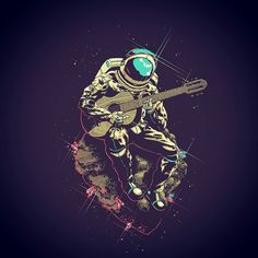 My life in a pic #astronomy #music #astrophotography #astronaut #life #guitar #classicalguitar #classical #passion