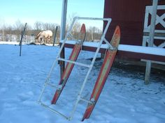 Any Tips on Skis for a portable shanty?