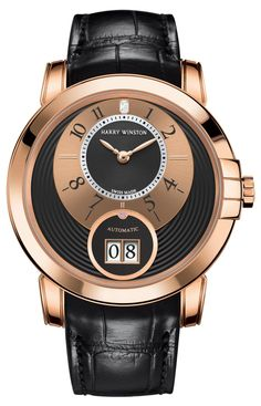 Harry Winston - Midnight Big Date for Only Watch