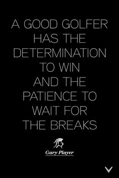 Patience And Determination!