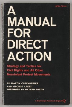 A Manual for Direct Action | The Martin Luther King Jr. Center for Nonviolent Social Change