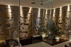 Oxyden - Arqs. Bel Veiga, Monica Pinto e Andrea Mattos - Casa Cor BSB - Foto: Clausem Bonifácio #metal #tons metalicos #metalicos #cobre #dourado #ouro #corten #oxidado #oxyden #lucce #aco #metallic #piso #design #arquitetura #castelatto #revestimento #decor #sofisticacao #textura #inovacao #floor #revestimento #parede #wall #interioresdesign #style #decoraçãodeinteriores #decordesign #decorando #decoration #decorlovers #decoracao #archilovers #revestimento #wall #3d #tridimensional #wall3d