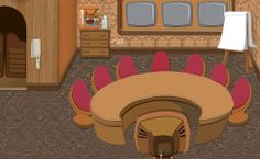 Conference room with egg chairs perfritsche.com guinnievision.com