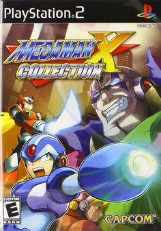 Mega Man X Collection PlayStation 2 Brand New and Sealed Product Overview The Mega Man X Collection brings together six incredible adventures with Meg... #sealed #brand #playstation #collection #mega