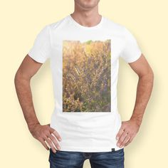 8b64dafa Discover «Indian summer meadow», Exclusive Edition Men's Classic T-Shirt by  Inga. «