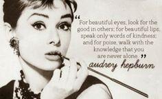 Nice people are always beautiful