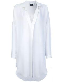 NOMAD - oversized silk shirt 6
