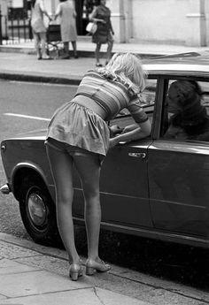 Soho, London 1960
